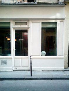 bob's kitchen // paris // by le polyedre