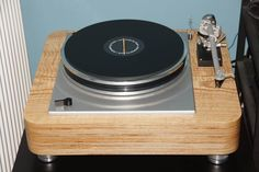 The Silver Oak - Completed Projects - Lenco Heaven Turntable Forum