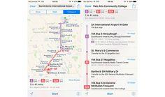 Dallas y San Antonio ya disponen de información sobre del transporte público - http://www.actualidadiphone.com/dallas-san-antonio-ya-disponen-informacion-del-transporte-publico/
