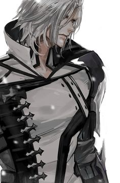Hello, old friend. Arte Final Fantasy, Final Fantasy Artwork, Final Fantasy Characters, Fantasy Art Men, Dnd Characters, Fantasy Character Design, Character Inspiration, Character Art, Anime Style