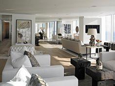 Canyon Ranch - DWD, Inc. #livingroom #interiordesign