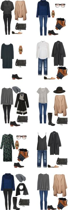 What to Wear in Italy and Switzerland Outfits 11-20 #travellight #packinglight…