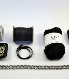 Kit collar de collar de crochet -Aprender a hacer ganchillo