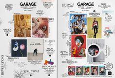 Meiré und Meiré: Garage Magazine No10