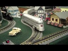 ▶ Tidewater312's O Scale - 3 Rail Layout 3 - YouTube
