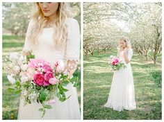 Real clients of wedding photographer Brooke Bakken share advice for brides