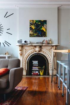 Adam & Ellen's Inspired Brooklyn Brownstone — House Tour