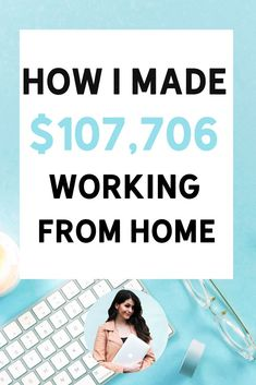 How I Made My First $100,000 Blogging (With A Small Blog). I said it once, and I'll say it a hundred times more – you don't need a huge email list, tons of blog traffic and to go viral on social media to make real money online. I'll show you how I make a full-time income with a small blog following Make More Money, Make Money Blogging, Make Money From Home, Make Money Online, Earn Money, Online Work From Home, Work From Home Moms, Email Marketing Strategy, Affiliate Marketing