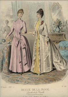 Revue de la Mode 1887