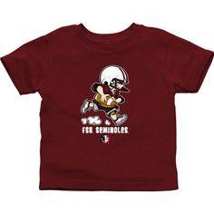 Florida State Seminoles Toddler Little Squad T-Shirt - Garnet