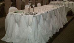 114 best quinceaniera images grooms table head tables wedding ideas rh pinterest com