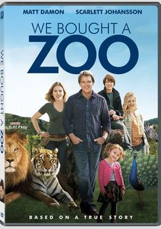We Bought a Zoo (2011) I LOVE This movie!!!