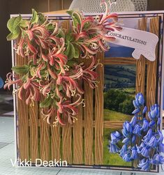 Tattered Lace Cards, Easel Cards, Create And Craft, Carnations, Flower Cards, 3 D, Congratulations, Projects To Try, Birthdays