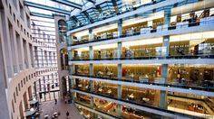 Vancouver Public Library (Credit: Credit: Robert Harding Picture Library Ltd/Alamy)