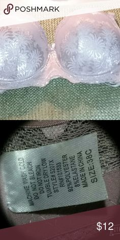 a98cdba36e0a8 Bali Taupe 38C Bra Lovely taupe colored lightly padded never worn bra. It  has adjustable