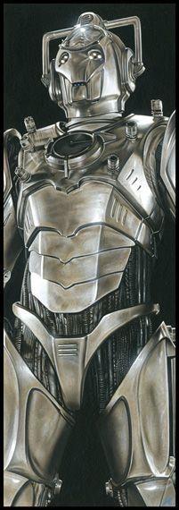 Cyberman Details