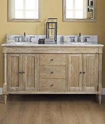 Convert buffet into bathroom vanity-I like this door/drawer arrangement