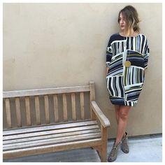 Imagist Tunic Dress #Anthropologie #MyAnthroPhoto