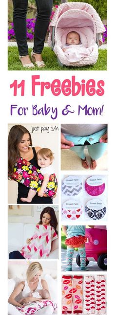 How to Score Fun Baby Freebies and goodies for New Moms! These make the  BEST Baby Shower Gifts 6df028ca0117