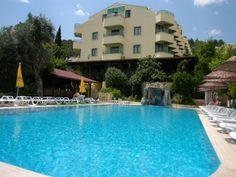Hotel Adler w Marmaris. Zobacz terminy i ceny: http://www.traveliada.pl/wczasy/hid,3198/
