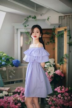 Korean Fashion Trends you can Steal – Designer Fashion Tips Korean Fashion Trends, Asian Fashion, Fashion Beauty, Girl Fashion, Fashion Looks, Fashion Tips, Fashion Design, Womens Fashion, Trendy Dresses