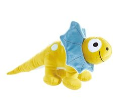 Novelty Filled Cushion Lil Lizard Yellow - Kids | Manchester Warehouse Warehouse, Manchester, Dinosaur Stuffed Animal, Cushions, Cool Stuff, Yellow, Kids, Animals, Throw Pillows