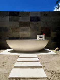Outdoor BathtubKiwiBathroom ...