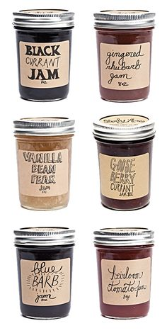 Jam packaging