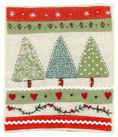 caravan design 63824519694644829 - Sharon Blackman Source by Christmas Makes, Christmas Art, Christmas Projects, Handmade Christmas, Christmas Applique, Christmas Sewing, Christmas Fabric, Fabric Cards, Fabric Postcards