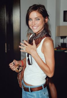 Jessica Stroup SHE IS ADORABLE WHY AM I JUST NOW FINDING OUT ABOUT HER