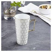 Tesco direct: Fox & Ivy Soho Black Latte Mug Tesco Direct, Latte Mugs, Dinner Sets, Home Furnishings, Ivy, Home Accessories, Home Furniture, Coffee Maker, Household