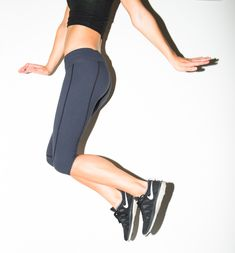 """""""Wellness to me is when you're happy on the inside and on the outside."""" http://www.thecoveteur.com/nina-agdal-fitness/"""