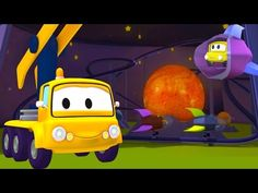 (9) Construction Squad: Dump Truck, Crane & Excavator build a Space Roller Coaster ride for Car City - YouTube Frosty The Snowmen, Snowman, Roller Coaster Ride, City Car, Dump Truck, Educational Activities, Crane, Games To Play, Squad