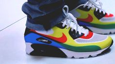 Airmax 90// Hyperfuse // sneakers