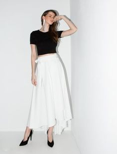 e3f3732af21 Οι 104 καλύτερες εικόνες του πίνακα Φούστες, 2019   Casual outfits ...