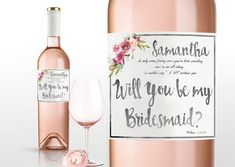 Unique Ways To Ask Will You Be My Bridesmaid | The Garter Girl by Julianne Smith
