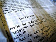Thematic study bible method
