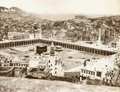 Photo of Makkah circa 1954?