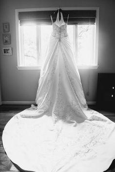 Halter Neck Wedding Dress Lace Bridal Gown