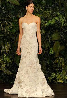 Naeem Khan Fall/ Winter 2014 Wedding Dresses