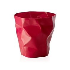 Essey BinBin Wastepaper Basket by Essey – Red