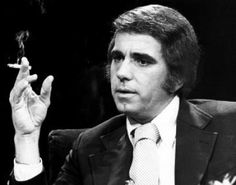 Tom Snyder - the other greatest talk show host ever.