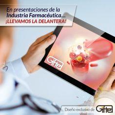 Llevamos la delantera en presentaciones de la industria farmacéutica…   @Innolab_Chile @Sanofi Corporate @PharmaInvesting @JNJNews  @Courtney Bayer @pasteurlab @Grupo_Pisa @Clínica Indisa @Clinica Alemana @ClinicaLasLilas  #farma #publicidad #diseño #edetailing #pharmamktg