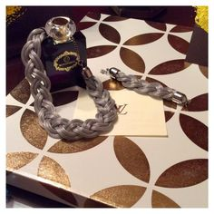 Beautiful Stainless Steel necklace & bracelet set NIB Beautiful Stainless Steel necklace and bracelet set. Each piece has extender for perfect fit. Stunning set! Stately Steel Jewelry