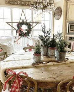 Looking for for inspiration for farmhouse christmas tree? Check this out for cool farmhouse christmas tree images. This cool farmhouse christmas tree ideas seems to be absolutely fantastic. Noel Christmas, All Things Christmas, Christmas Crafts, Christmas Design, Snowman Crafts, White Christmas, Christmas Lights, Christmas Hallway, Christmas Wreaths