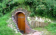 Root cellars are not just functional structures that offer eco friendly natural cold storage for food