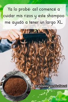 Curly Hair Tips, Curly Hair Styles, Cabello Hair, Diy Hair Mask, Curly Girl, Diy Hairstyles, Hair Hacks, Hair Care, Hair Beauty