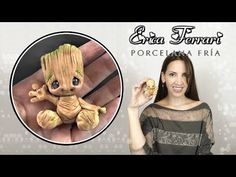 Discover recipes, home ideas, style inspiration and other ideas to try. Cute Polymer Clay, Cute Clay, Polymer Clay Dolls, Belle And Beast, Clay Jar, Baby Groot, Clay Animals, Pasta Flexible, Clay Tutorials
