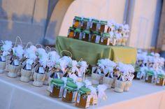 sweet + savory favor options. {olive oil + honey}