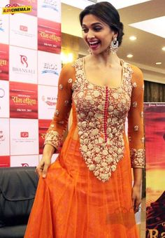 Deepika Padukone Red Dress Pics